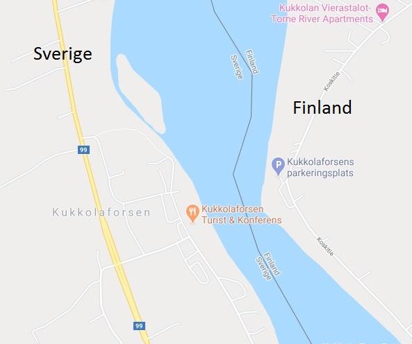 Googel Maps karta