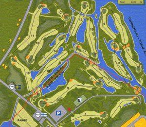 Bankarta golf